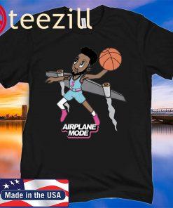Airplane Mode Derrick Jones Jr Miami Shirt