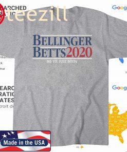 Bellinger Betts 2020 Shirt Los Angeles - MLBPA Licensed