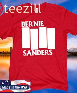 Bernie Sanders Black Flag 2020 TShirt