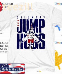 Columbus Jump Hugs Shirt Limited Edition Official
