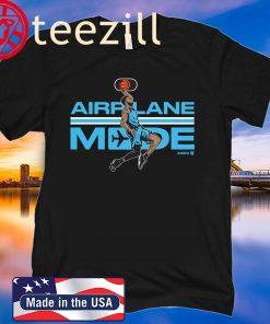 Derrick Jones JrAirplane Mode Shirt