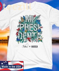 Mi Presidenta 2020 Shirt