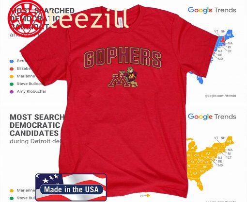 Minnesota Golden Gophers Proud Mascot T-Shirt