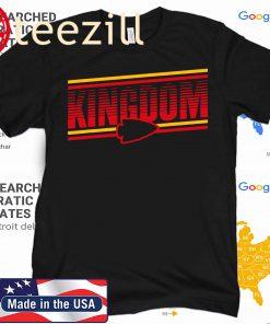 New Kansas City KC Football Missouri Arrowhead Retro Chief T Shirts