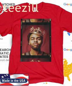 POSTERS D'ANGELO RUSSELL CROWN SHIRT