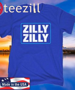 ZILLY ZILLY ZILLION BEERS TSHIRT