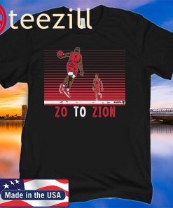 ZO TO ZION Tee New Orleans T-Shirt