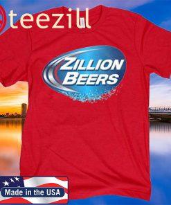 Zillion Beers Light 2020 Tshirt
