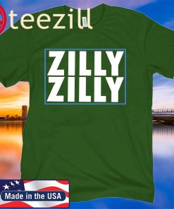 Zillion Beers Zilly Zilly 2020 Tee Shirt