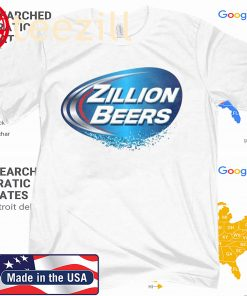 Zillion Beers Zilly Zilly Light Shirt