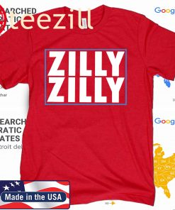 Zillion Beers Zilly Zilly Shirt Limited Edition