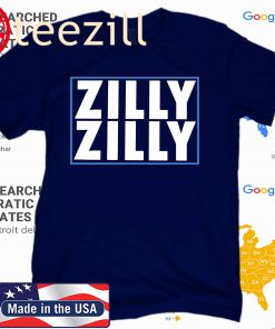 Zillion Beers Zilly Zilly TShirts Limited Edition