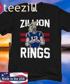 Zillion Rings 12 Logo Shirts