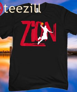 Zion New Orleans Pelicans Basketball 2020 T-Shirt