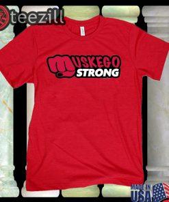 Coronavirus in Muskego: 'Muskego Strong' Shirt