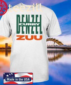 Denzel Curry Height T-shirt