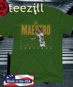 Diego Valeri El Maestro Portland 2020 Shirt