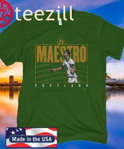 Diego Valeri El Maestro T-Shirt