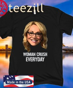 Drake Doris Burke Women Crush Everyday T-Shirt