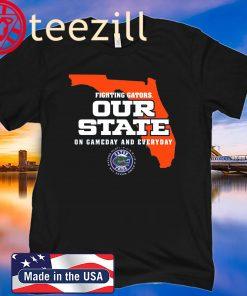 Florida Gators Our State Shirts