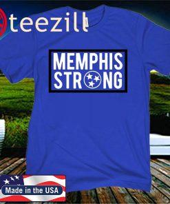 """Memphis Strong"" shirts send sentiment; benefits Mid-South"