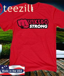 Muskego Strong 2020 Shirt