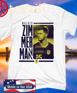 Nashville SC Walker Zimmerman TShirt