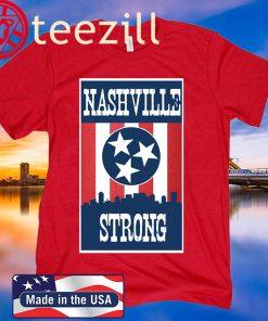 Nashville Strong Shirt Basketball Shirt