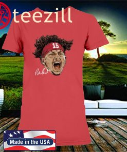 Patrick Mahomes Scream T-Shirt