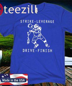 STRIKE - LEVERAGE DRIVE - FINISH SHIRT
