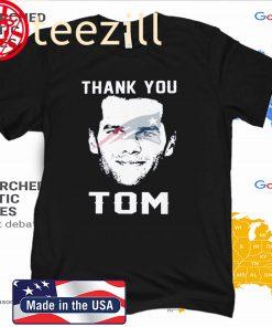 THANK YOU TOM 2020 T-SHIRTS
