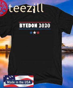 US By Don Anti Trump 2020 Vote Biden 2020 Shirt