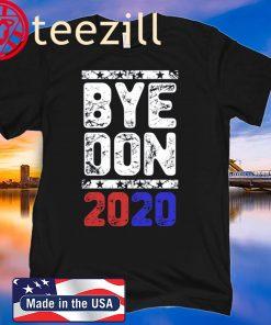 United States Bye Don Anti Trump Joe Biden 2020 T-Shirt