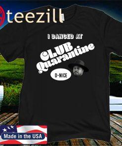 Club Quarantane 2020 T-Shirt
