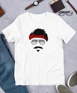 Cougars Minshew Shirt - Go Cougs T-Shirt - Gardner Minshew - Minshew Mania - Minshew Mafia - Mustache Face