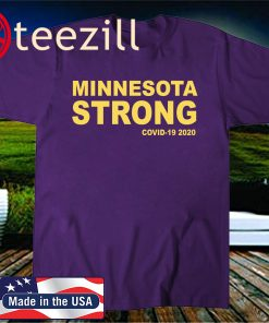 Minnesota Strong Covid-19 Shirt