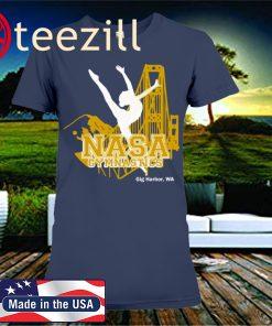 NASA Gymnastics T-Shirt