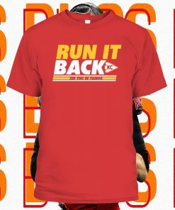 RUN IT BACK T-SHIRT SEE YOU IN TAMPA