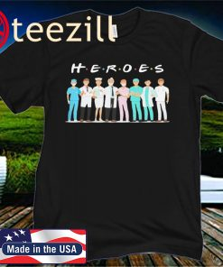 Thank For Doctor Heroes 2020 Shirt