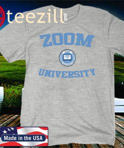 ZOOM UNIVERSITY UNITED STATES SHIRT