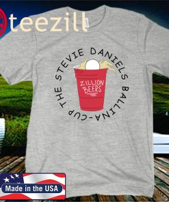 Zillion Beers The Stevie Daniels Ballina Cup T-Shirt