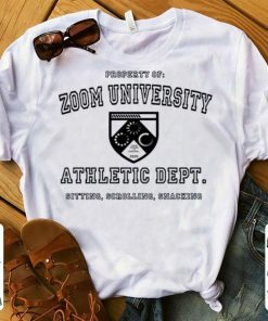 Zoom University Athletic Department Classic T-Shirt