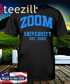 Zoom University Students Teachers 2020 T-Shirt