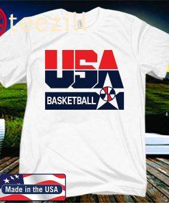 1992 USA Basketball Shirt Limited Edition