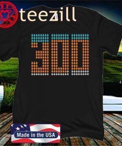 300 Bombs 2020 Shirt New York Baseball