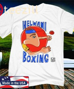 Helwani Boxing 2020 Shirt