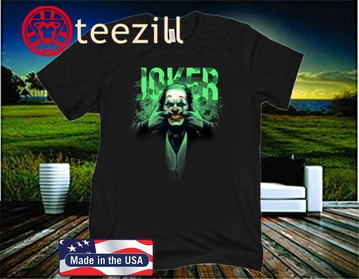 Joker Funny Halloween 2020 Shirt