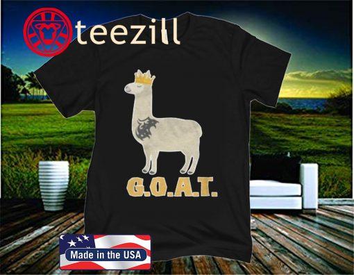Llama GOAT Tee Shirt