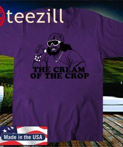 MACHO MAN THE CREAM OF THE CROP SHIRT