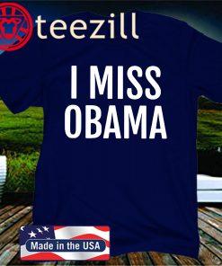 Barron Trump I Miss Obama T-Shirt